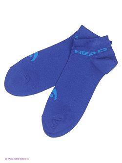 Носки Head                                                                                                              синий цвет