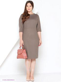 Платья Yarmina                                                                                                              бежевый цвет