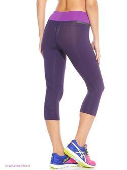 Капри Asics                                                                                                              фиолетовый цвет