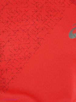 Майка Asics                                                                                                              красный цвет