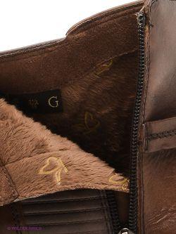 Ботинки Caprice                                                                                                              коричневый цвет