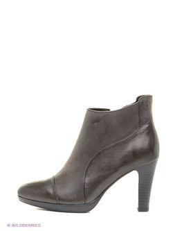 Ботинки Caprice                                                                                                              серый цвет