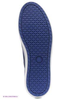 Кеды Fred Perry                                                                                                              синий цвет