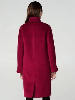 Пальто Pompa                                                                                                              красный цвет