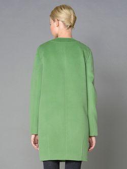 Пальто Pompa                                                                                                              Салатовый цвет