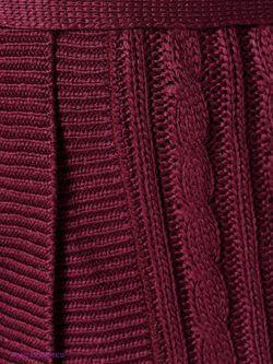 Кардиганы Oodji                                                                                                              красный цвет