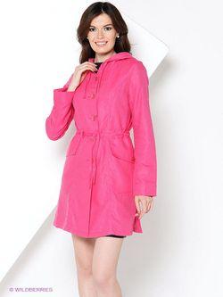 Тренчкоты L-design                                                                                                              розовый цвет