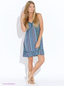 Платья Fullah Sugah                                                                                                              синий цвет