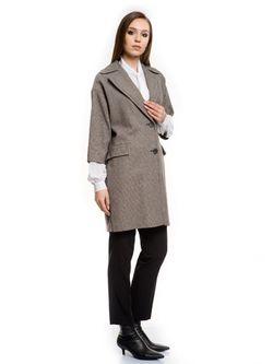 Пальто Levall                                                                                                              коричневый цвет