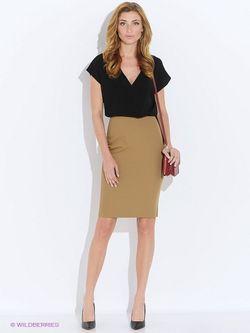 Юбки Levall                                                                                                              коричневый цвет