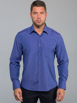 Сорочки JOHN JENIFORD                                                                                                              фиолетовый цвет