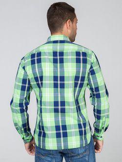 Рубашки JOHN JENIFORD                                                                                                              зелёный цвет