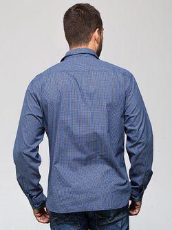 Сорочки JOHN JENIFORD                                                                                                              синий цвет