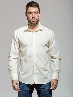 Рубашки JOHN JENIFORD                                                                                                              бежевый цвет