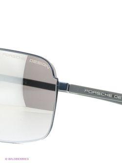 Солнцезащитные Очки Porsche Design                                                                                                              серый цвет