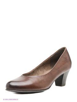 Туфли Caprice                                                                                                              коричневый цвет