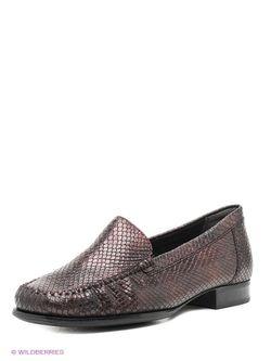 Туфли Caprice                                                                                                              красный цвет
