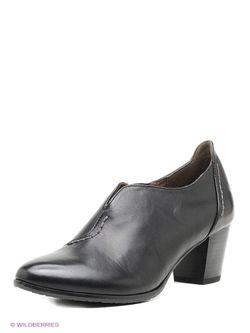 Туфли Caprice                                                                                                              чёрный цвет