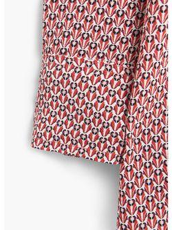 Блузки Mango                                                                                                              красный цвет