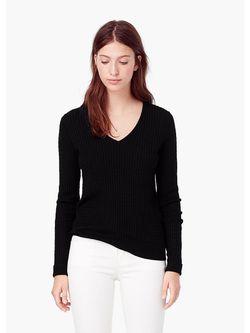 Пуловеры Mango                                                                                                              черный цвет