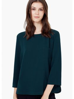 Блузки Mango                                                                                                              зелёный цвет