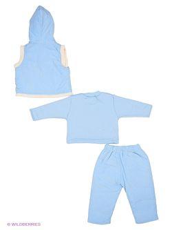 Комплекты Одежды Kidly                                                                                                              голубой цвет