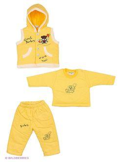 Комплекты Одежды Kidly                                                                                                              желтый цвет