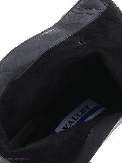 Ботильоны Valley                                                                                                              чёрный цвет