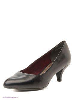 Туфли s.Oliver                                                                                                              черный цвет