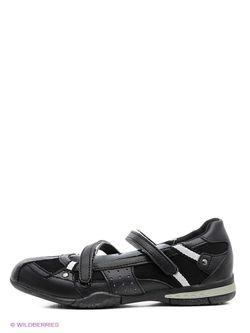 Туфли Ascot                                                                                                              чёрный цвет