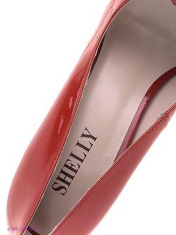 Туфли Shelly                                                                                                              красный цвет