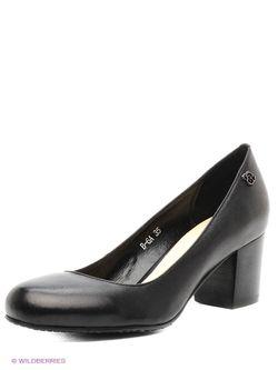 Туфли Popular Fashion                                                                                                              чёрный цвет