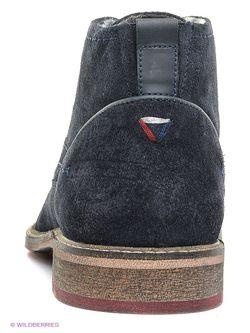 Ботинки s.Oliver                                                                                                              синий цвет
