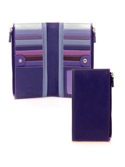 Портмоне Mywalit                                                                                                              фиолетовый цвет