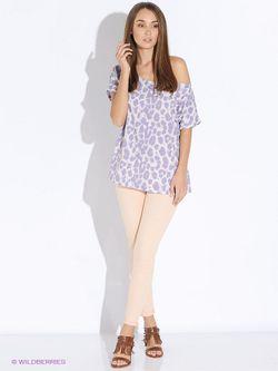 Блузки Up Girl                                                                                                              фиолетовый цвет