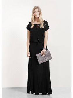 Платья Violeta by Mango                                                                                                              чёрный цвет