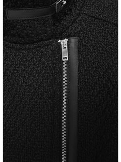 Пальто Violeta by Mango                                                                                                              чёрный цвет