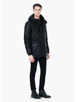 Куртки Mango Man                                                                                                              черный цвет