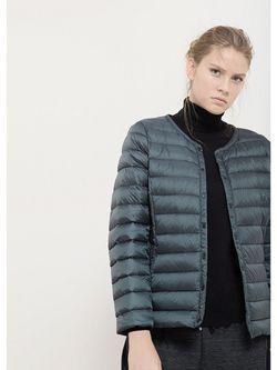 Куртки Violeta by Mango                                                                                                              зелёный цвет