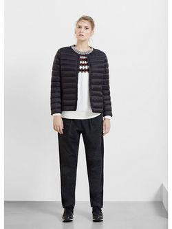 Куртки Violeta by Mango                                                                                                              чёрный цвет