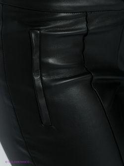 Брюки Mango                                                                                                              чёрный цвет