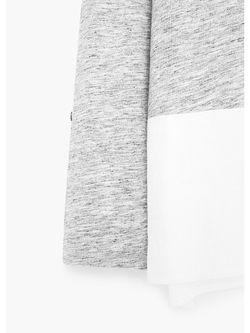 Лонгслив Violeta by Mango                                                                                                              серый цвет