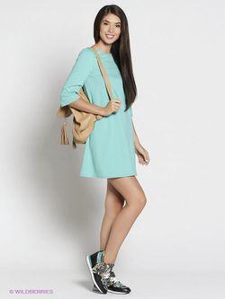 Платья Colambetta                                                                                                              Бирюзовый цвет