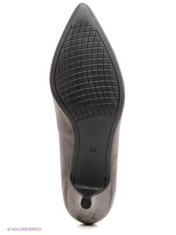 Туфли Marco Tozzi                                                                                                              серый цвет