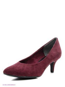 Туфли Marco Tozzi                                                                                                              красный цвет