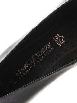 Туфли Marco Tozzi                                                                                                              синий цвет