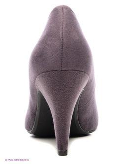 Туфли Marco Tozzi                                                                                                              фиолетовый цвет