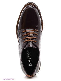 Ботинки Marco Tozzi                                                                                                              красный цвет