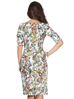 Платья Olivegrey                                                                                                              белый цвет