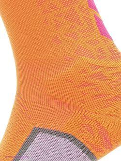 Носки Nike                                                                                                              оранжевый цвет